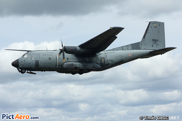Transall C-160R (France - Air Force)
