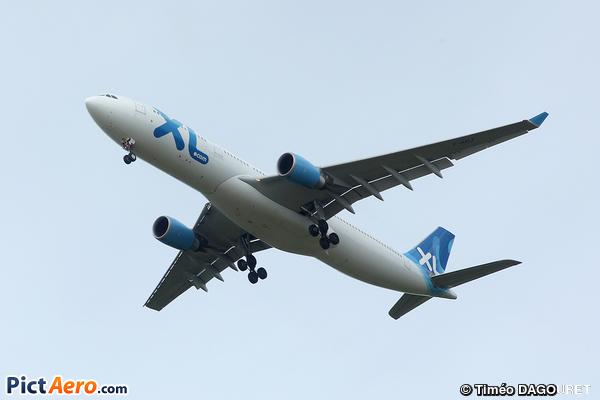 Airbus A330-303 (XL Airways France)