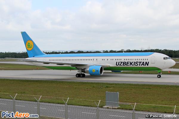 Boeing 767-33P/ER (Uzbekistan Airways)