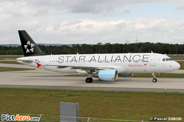 Airbus A320-214 (Austrian Airlines)