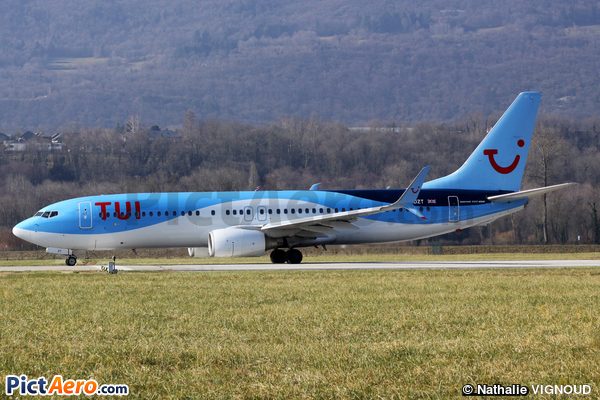 Boeing 737-8K5 (Thomson Airways)