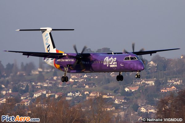 De Havilland Canada DHC-8-402Q Dash 8 (Flybe)