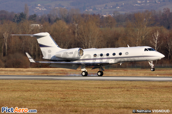 Gulfstream G450 (Skyline Aviation)
