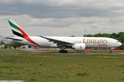 Boeing 777-F1H (A6-EFS)