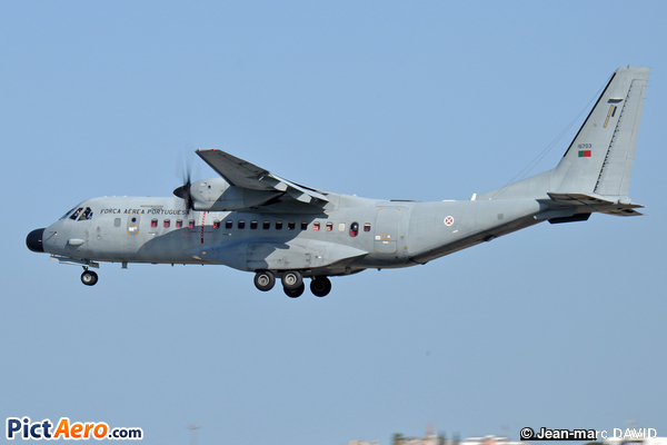 CASA C-295M (Fuerza Aérea Espanola)