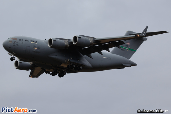 Boeing C-17A Globemaster III (United States - US Army Air Force (USAAF))