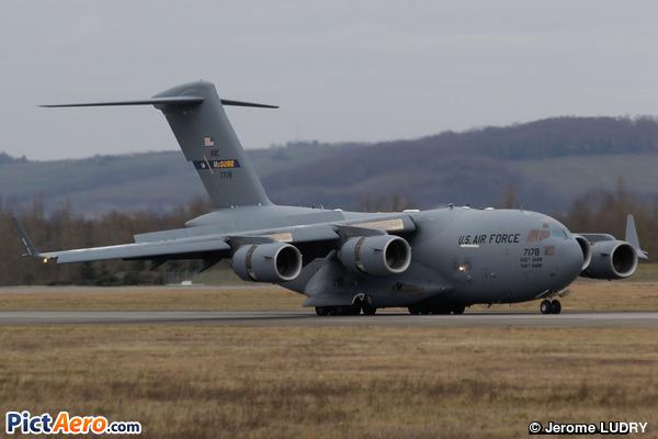 Boeing C-17A Globemaster III (United States - US Air Force (USAF))