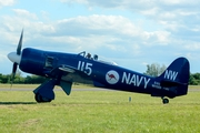 Hawker Sea Fury FB-11 (F-AZXJ)