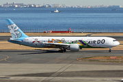 Boeing 767-381 (JA602A)