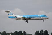 Fokker 70 (F-28-0070) (PH-KZR)