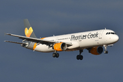 Airbus A321-211 (G-TCDZ)