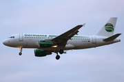 Airbus A319-112 (D-ASTY)