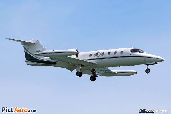 Learjet 35A (Aéronautic Solutions Investment)
