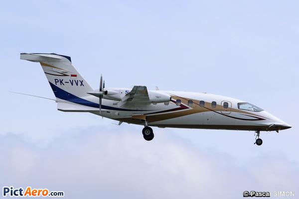 Piaggio P-180 Avanti II (Susi Air)