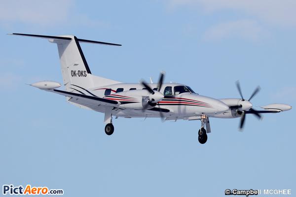 Piper PA-42-1000 Cheyenne 400LS (Private/Privé)