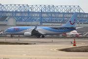 Boeing 737-8K5/WL (OO-JAY)