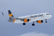 Airbus A321-211/SL (G-TCDO)