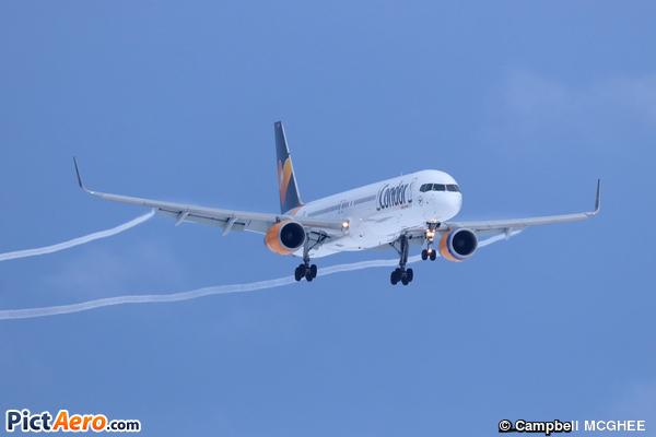 Boeing 757-3CQ/WL (Condor)