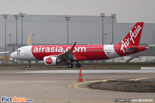 Airbus A320-232/WL (Air Asia)
