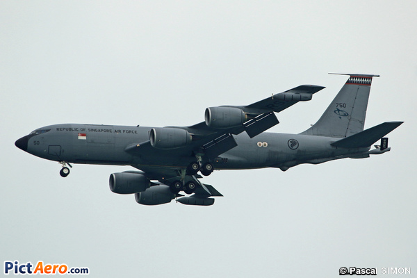 Boeing KC-135R Stratotanker (Singapore - Air Force)
