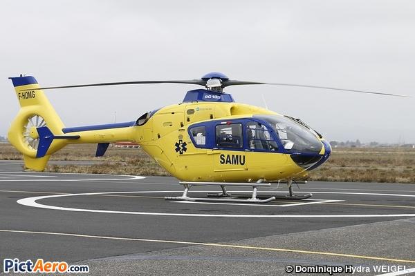 Eurocopter EC-135P-2 (Babcock MCS France)