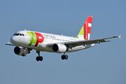 Airbus A319-111 (CS-TTR)