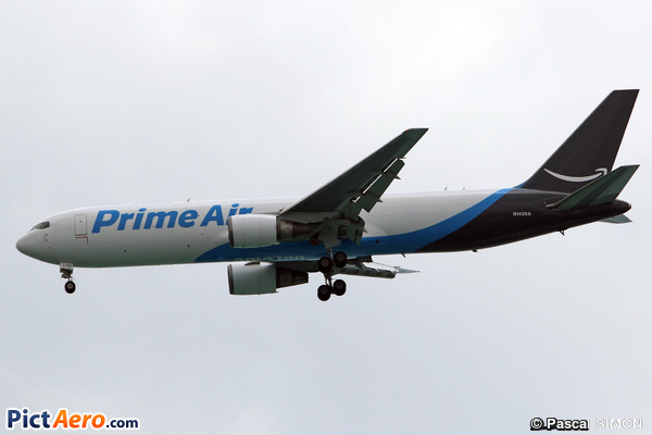 Boeing 767-306/ERF (Atlas Air)