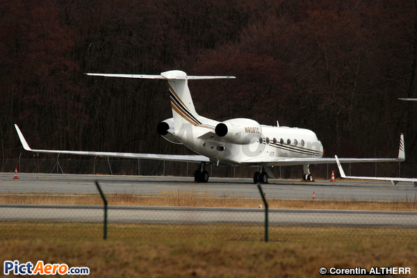 Gulfstream Aerospace G-550 (G-V-SP) (TC Equipment LLC)
