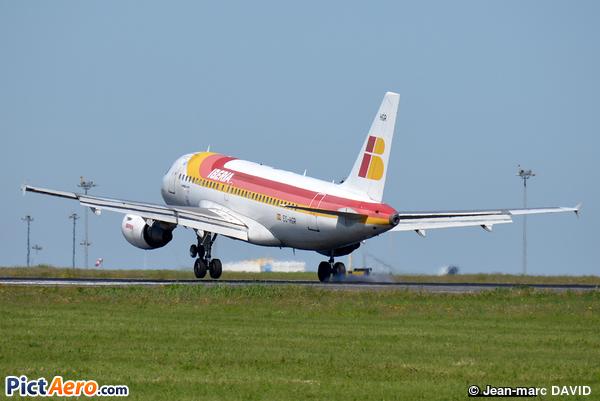 Airbus A319-112 (Iberia)