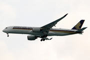 Airbus A350-941 (9V-SMK)