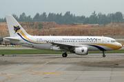 Airbus A319-111 (XY-AGU)