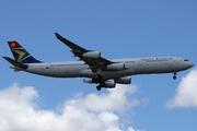 Airbus A340-313X (ZS-SXG)