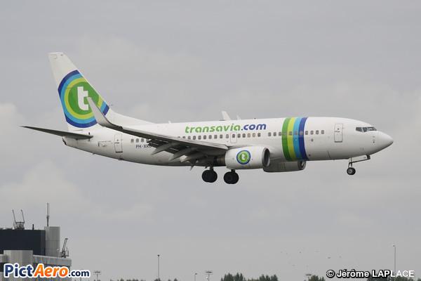 Boeing 737-7K2 (Transavia Airlines)