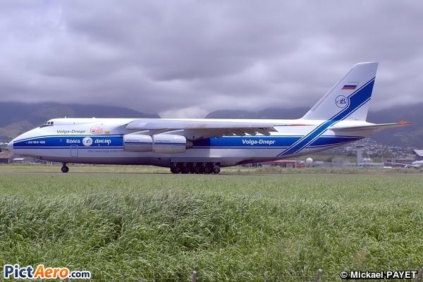 Antonov An-124-100 Ruslan (Volga Dnepr Airlines)