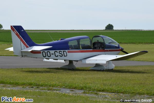 Robin DR-400-160 (Aéroclub Jonzacais)