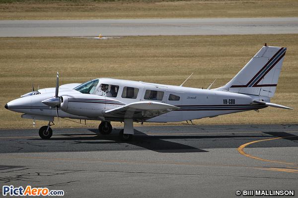 Piper PA-34-200T Seneca II (Air Australia)