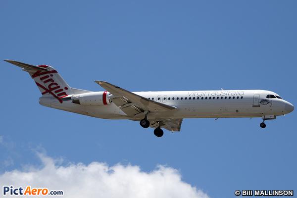 Fokker F28-0100 (Virgin Australia Regional)