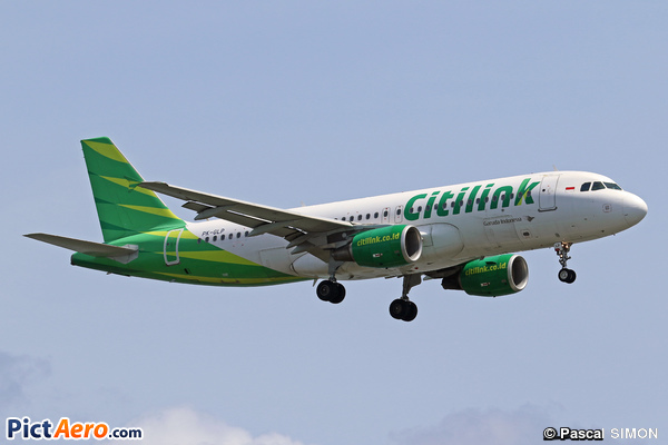 Airbus A320-214 (Citilink Airlines)