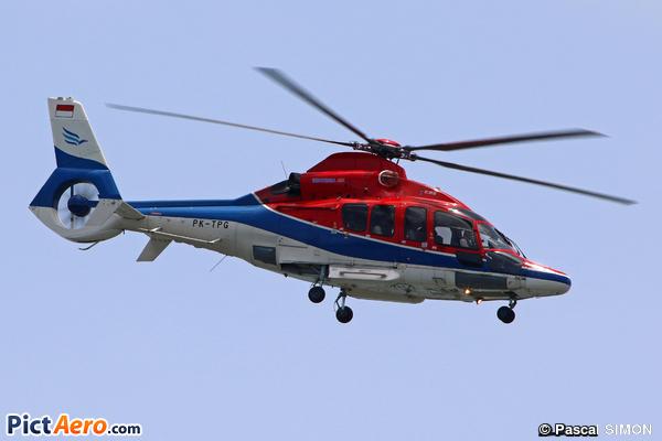 Eurocopter EC-155 B1 (Indonesia Air Transport (IAT))