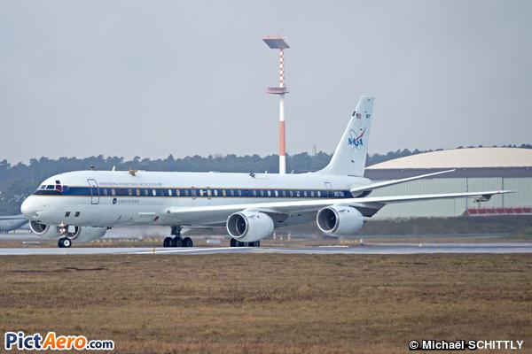 Douglas DC-8-72 (NASA)