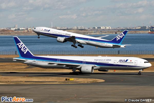 Boeing 777-381 (All Nippon Airways)