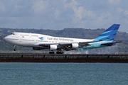 Boeing 747-4U3 (PK-GSH)
