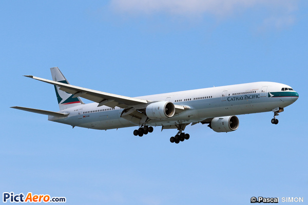 Boeing 777-367 (Cathay Pacific)