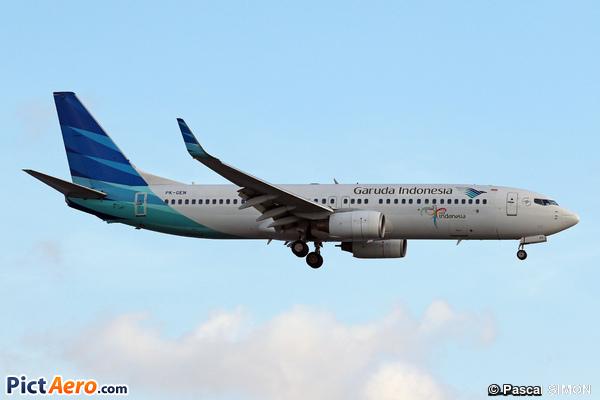 Boeing 737-8AS/WL (Garuda Indonesia)
