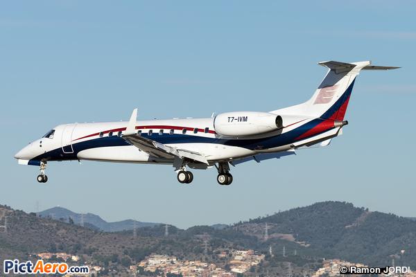 Embraer ERJ-135BJ Legacy 600 (Private / Privé)