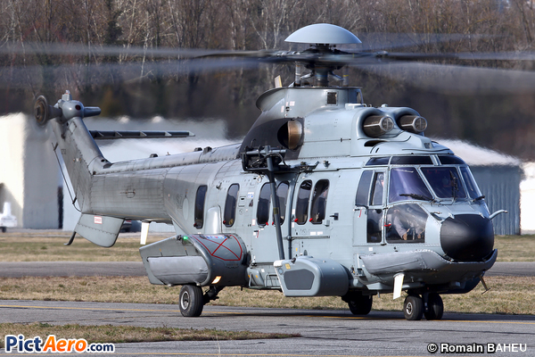 Eurocopter EC-225-LP Super Puma (France - Navy)