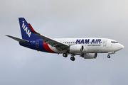 Boeing 737-524(WL) (PK-NAU)