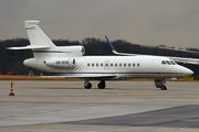 Dassault Falcon 900DX (A6-RTS)