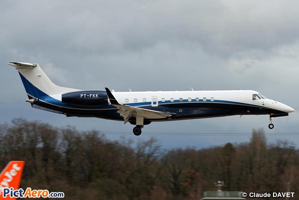 Embraer ERJ-135BJ Legacy 650 (Private)