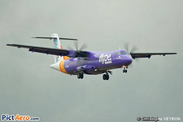 ATR 72-212A  (Flybe)